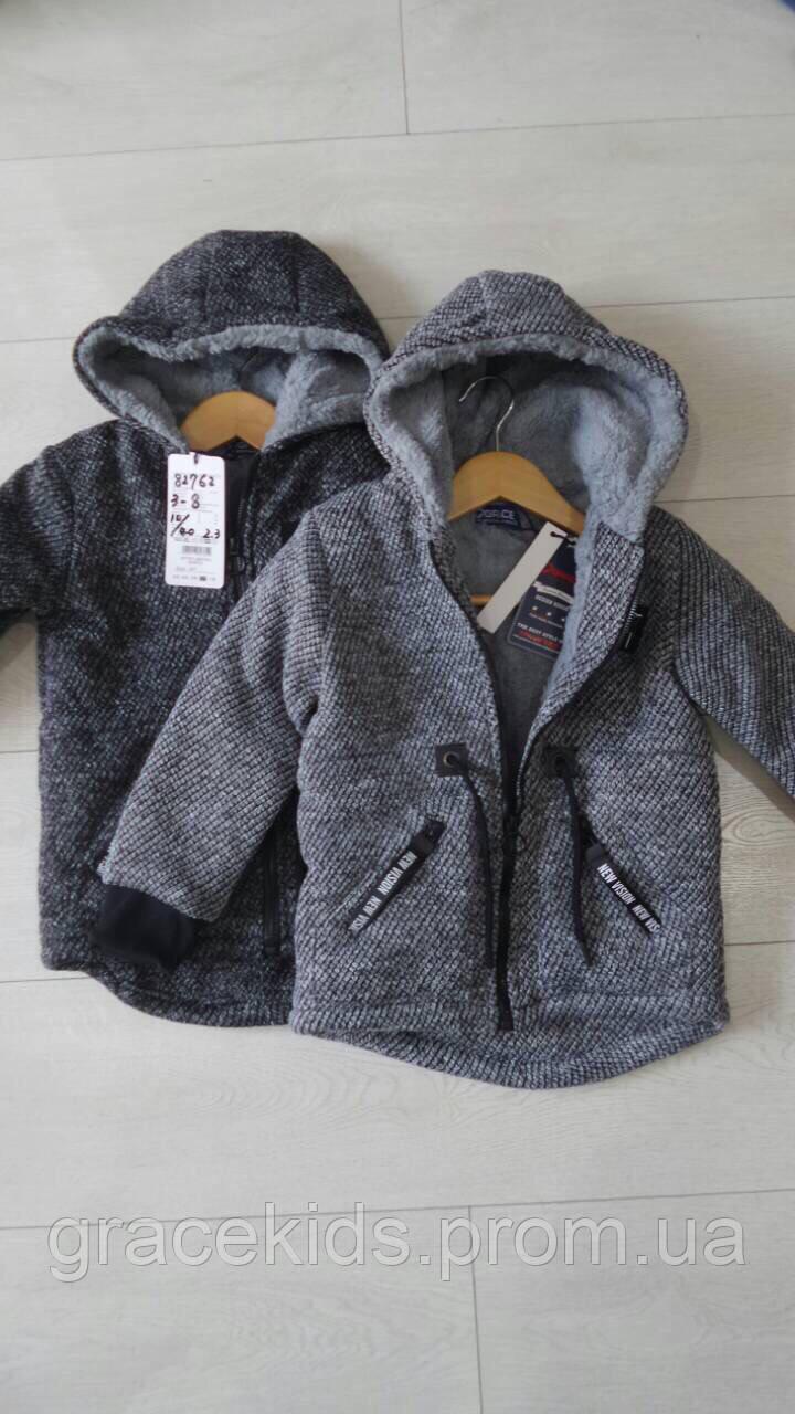 3369100a202c Детские термо-кофты на меху для мальчиков оптом GRACE  продажа, цена ...