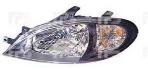Фара передняя для Chevrolet Lacetti '03- правая (DEPO) под электрокорректор хетчбек