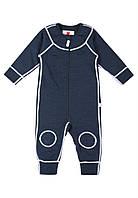 Шерстяной комбинезон для мальчика Reima 516404-6980. Размеры 50-74., фото 1