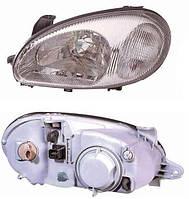 Фара передняя для Daewoo Lanos левая под электрокорректор 96304610
