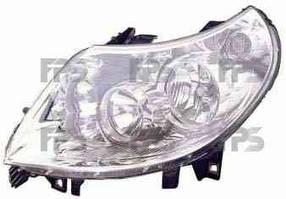 Фара передняя для Citroen Jumper '06- правая (MM) под электрокорректор