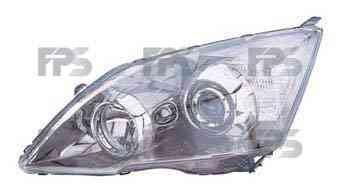 Фара передняя для Honda CRV '06-12 правая (DEPO) механическая/под электрокорректор