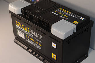 Аккумулятор L5 85AH на Renault Megane III- Renault (Оригинал) - 7711419085