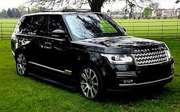 Диски и шины на Land Rover Range Rover Vogue Autobiography