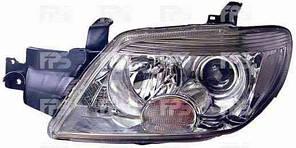 Фара передняя для Mitsubishi Outlander '05-07 левая (DEPO) механическая
