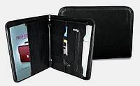 Папка деловая из кожзаменителя Professional. S740.10 черная