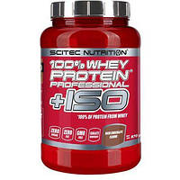 Scitec Nutrition Whey Protein Prof.+ISO (870 g)