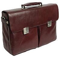 Большой деловой портфель из кожи Sheff S5003