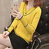 Тонкий свитер, 4 цвета