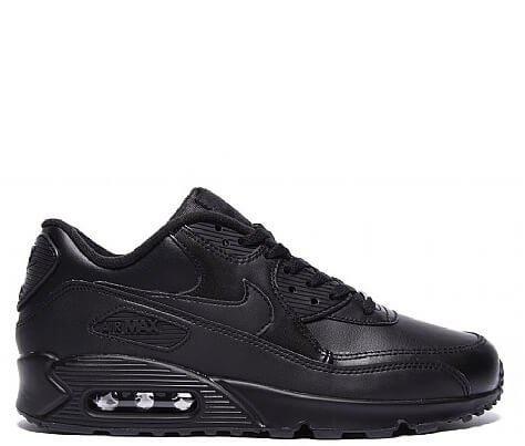 4217973b Мужские Кожаные Кроссовки Nike Air Max 90 Leather