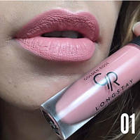 Жидкая стойкая помада (Longstay Liquid Matte Lipstickl) Golden Rose