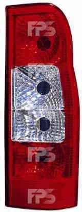 Фонарь задний для Ford Transit '06-13 левый (DEPO)