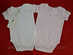 Набор для младенцев: боди с короткими рукавами 2 шт. (Z&M, Турция)