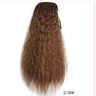 Шиньон Хвост волнистые 60 см., фото 1
