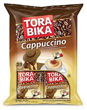 Кофейный напиток Капучино Tora Bika с шоколадной стружкой, 25 гр х 20 шт