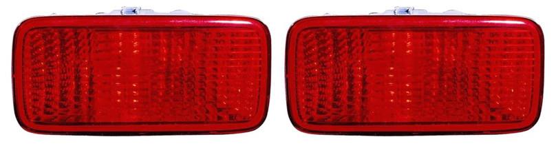 Фонарь задний для Mitsubishi Lancer IX '04-09 правый (DEPO) в бампер, активный без окуляров