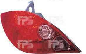 Фонарь задний для Nissan Tiida хетчбек '05- правый (DEPO) азиатская версия