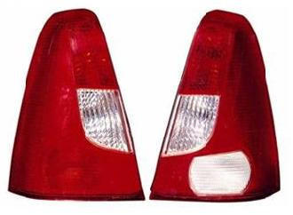 Фонарь задний для Renault Logan '09-12 правый (DEPO) Pick-Up