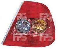 Фонарь задний для Toyota Corolla седан '05-07 правый (DEPO)