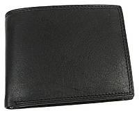 Мужское кожаное портмоне ALWAYS WILD STC002SK5NL Black, фото 1