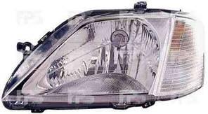Фара передняя для Dacia Logan '04-08 правая (FPS) механическая