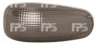 Указатель поворота на крыле Mercedes Sprinter '95-06 левый/правый, дымчатый (DEPO)
