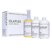 Набор для салонного ухода Olaplex Salon Intro Kit 1,2,2  (3х100ml) на розлив