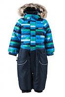 Зимний комбинезон для мальчика Lenne DAHLE 18319 - 2299. Размер  92.