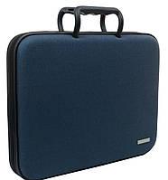 "Каркасный кейс для ноутбука 12"" Professional S906.20 синий, фото 1"