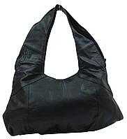 Кожаная женская сумка Сavaldi CCT-10390 черная, фото 1