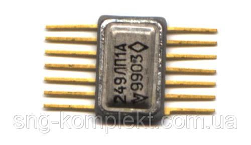 Микросхема 249лп1а  249лп1б  249лп1в  249лп4  249кп1
