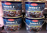 Краска фасадная SADOLIN SANDO F, 10л