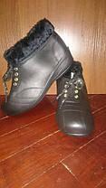 Зимние спортивные ботинки кроссовки, фото 2
