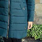 Длинное женское пальто на зиму 2018-2019 - (модель кт-271), фото 2