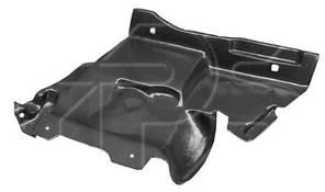 Грязезащита двигателя правая (боковая)