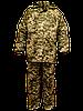 Влагозащитный мужской костюм для охоты и рыбалки Pixel KVVD камуфляж
