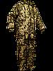 Влагозащитный мужской костюм для охоты и рыбалки Pixel KVVD камуфляж, фото 2