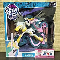Коллекционная фигурка Принцесса Селестия Стражи гармонии Hasbro my little pony Princess Celestia
