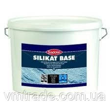 Грунт силикатный SADOLIN SILIKAT BASE, 10л