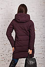 Зимнее пальто для девушек сезона 2018-2019 - (модель кт-345), фото 8