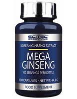 Scitec Nutrition Mega Ginseng  (100 капс.)