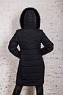 Качественное женское пальто с натуральным мехом 2018-2019 - (модель кт-338), фото 5