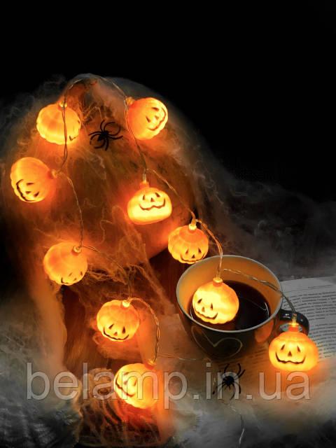 украшения на хэллоуин украина