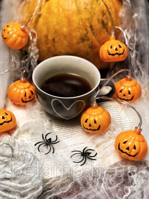 тыквы декор на хэллоуин