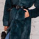 Шуба женская из искусственного эко-меха - (артикул Ш-1), фото 4