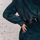 Шуба женская из искусственного эко-меха - (артикул Ш-1), фото 5