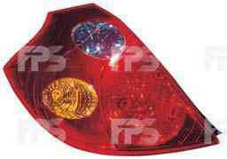 Фонарь задний для Kia Ceed хетчбек '07-09 левый (DEPO)