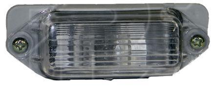 Фонарь подсветки номера Mitsubishi LANCER IX -08