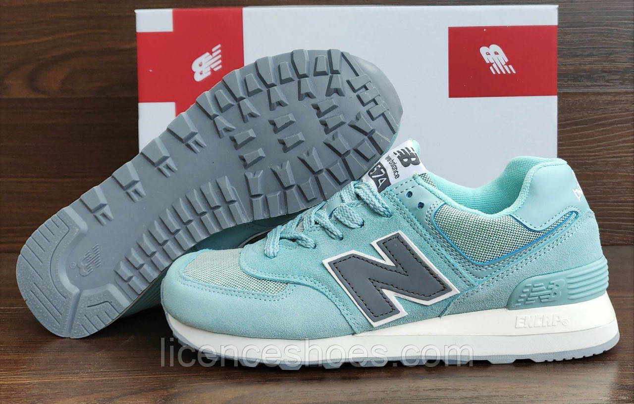 f3338ba9 Подростковые, детские кроссовки New Balance 574 Vintage Moon - Интернет  магазин мужской и женской обуви