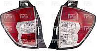 Фонарь задний для Subaru Forester '08-12 правый (DEPO)